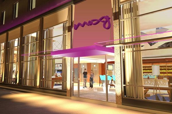 2013 MOXY HOTELS