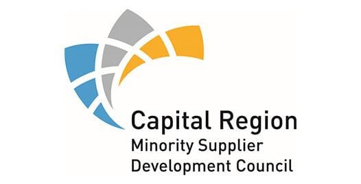 Capital Region Minority Supplier Development logo