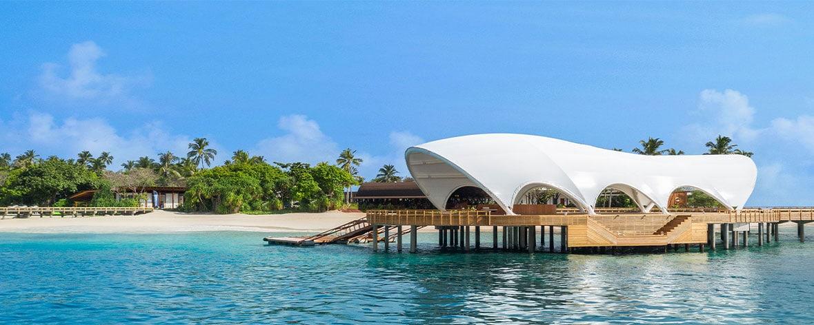 马尔代夫米兰胡岛威斯汀度假酒店