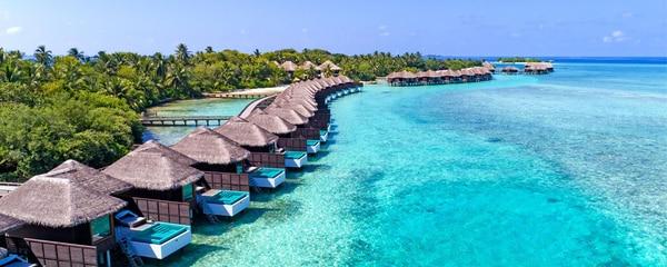 马尔代夫满月岛喜来登水疗度假酒店