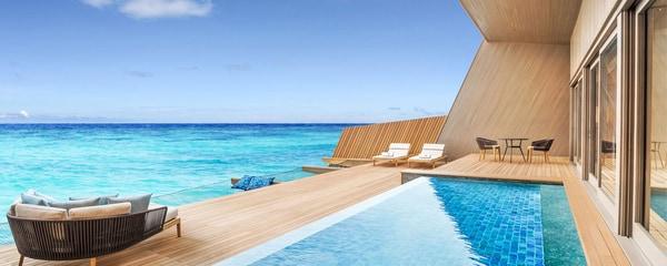 马尔代夫沃木里瑞吉度假酒店