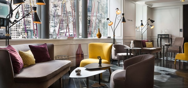 巴黎歌剧院W酒店
