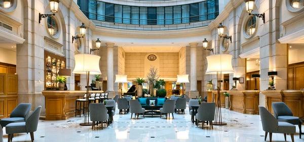 巴黎香榭丽舍万豪酒店