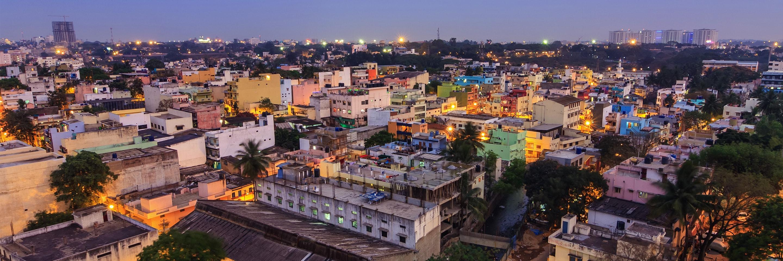 Hoteles en Bangalore