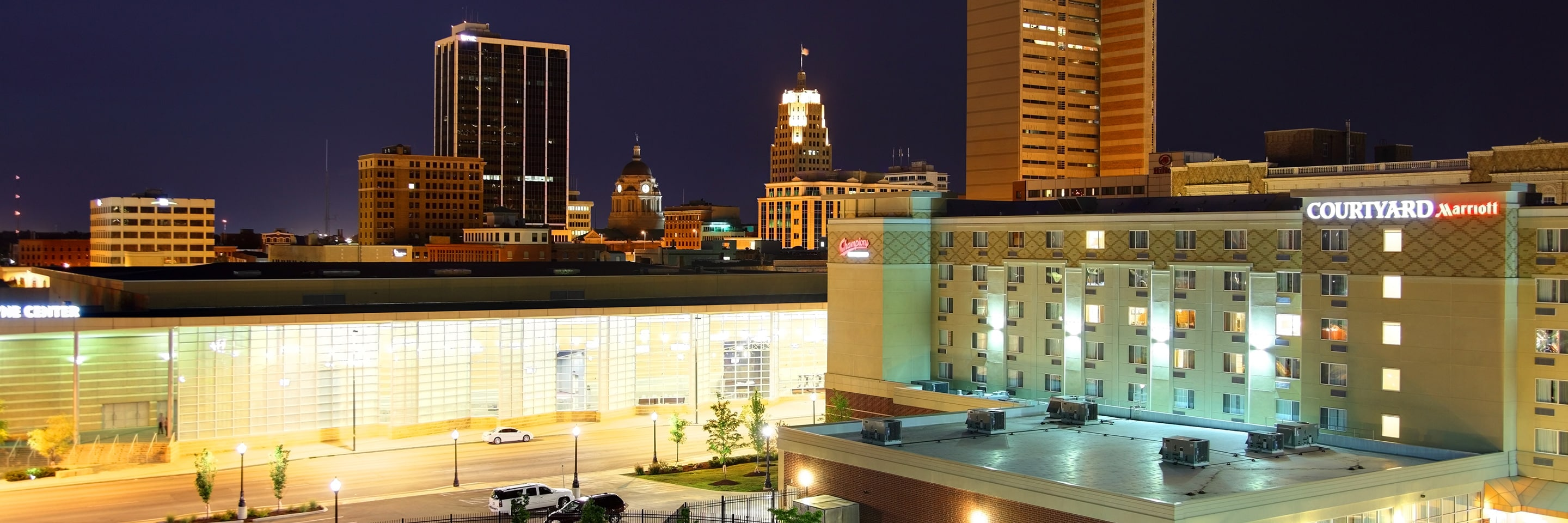 Hotels in Fort Wayne