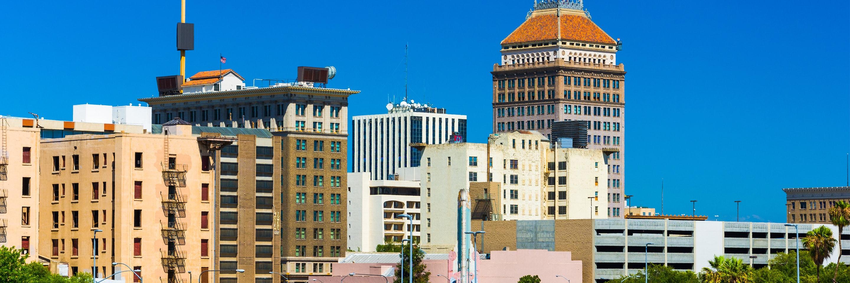 Hotéis em Fresno
