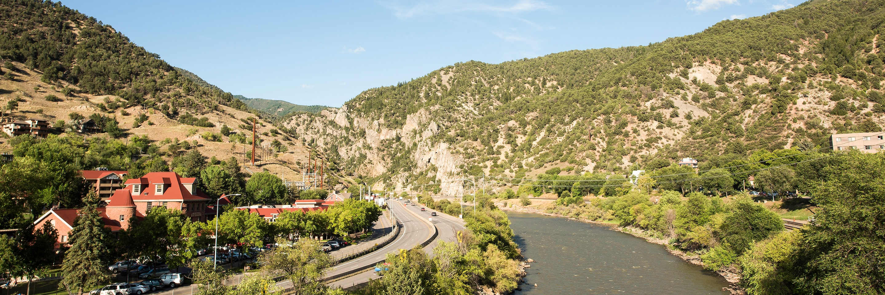 Hotels in Glenwood Springs