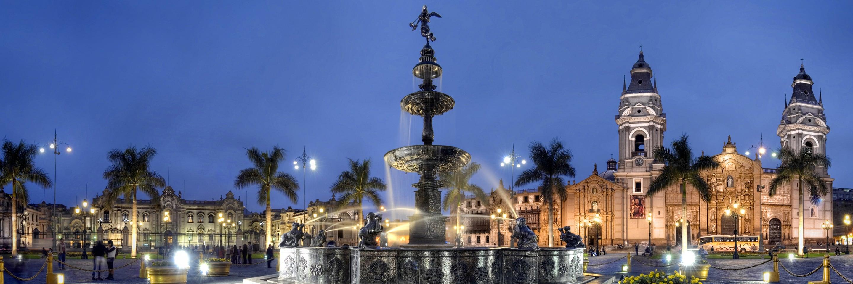 Hoteles en Lima