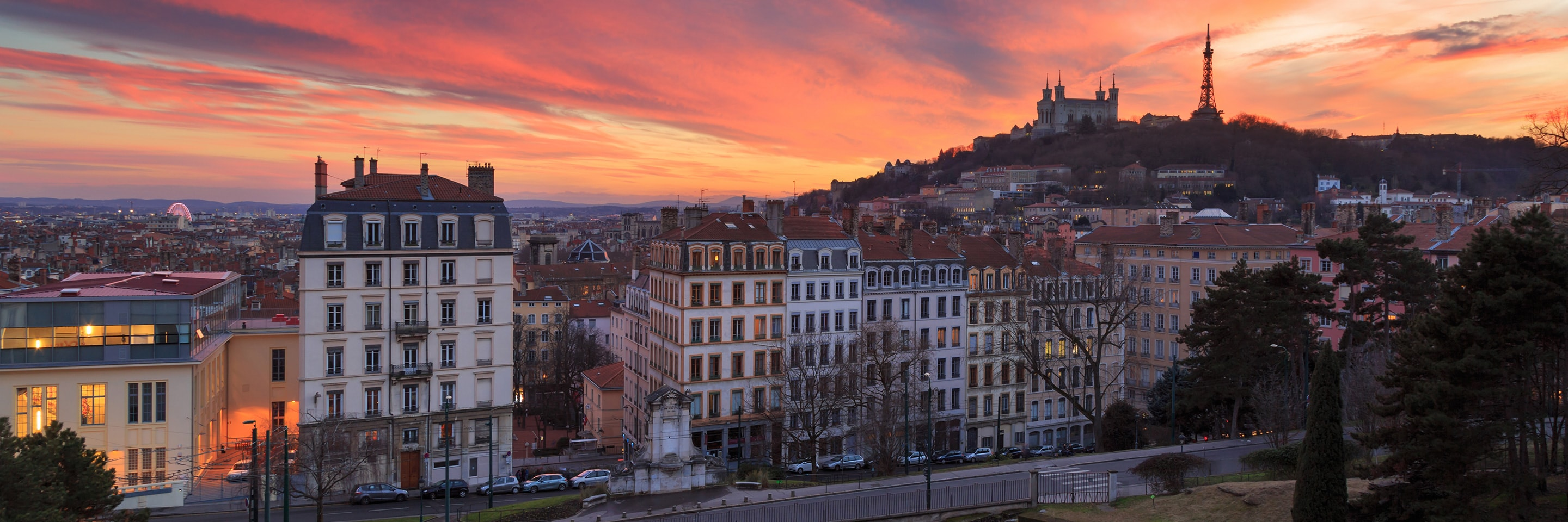 Hotels in Lyon