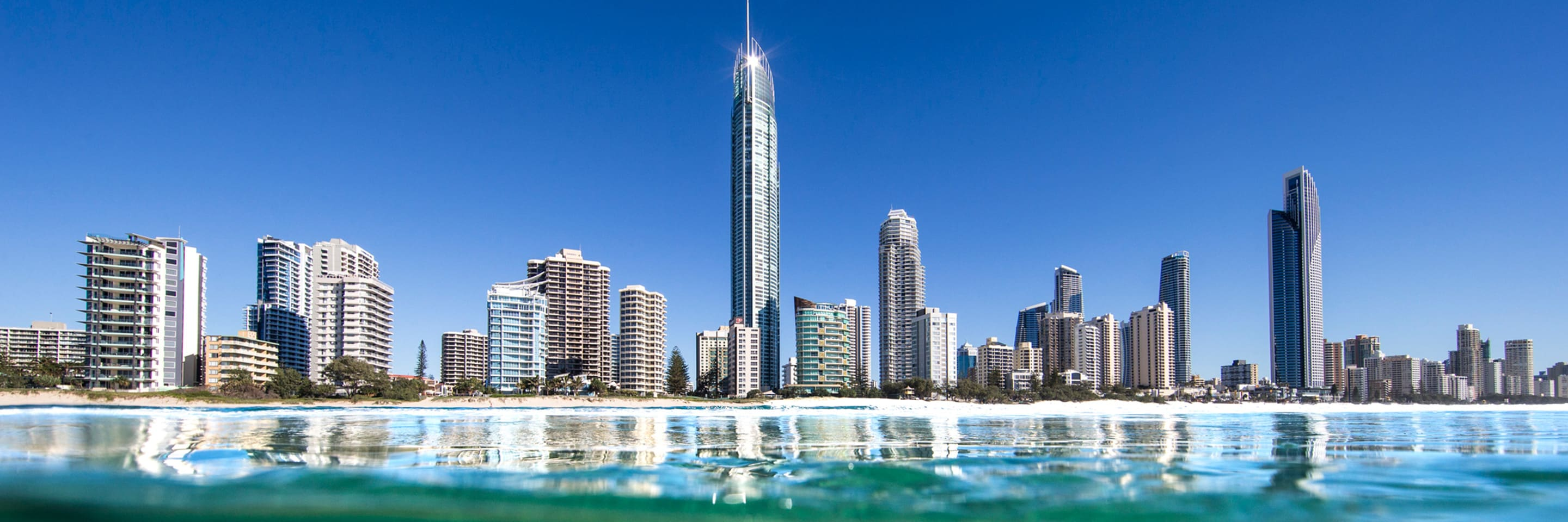 Hotels in Surfers Paradise
