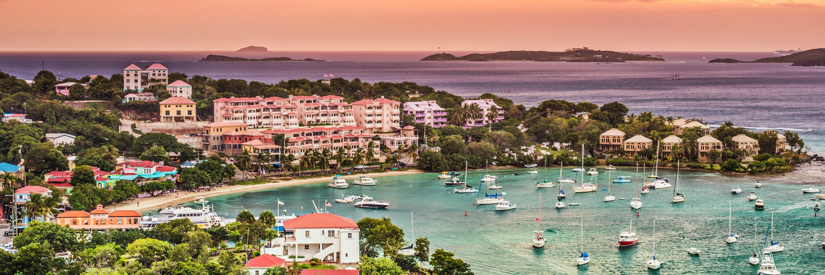U.S. Virgin Island Hotels