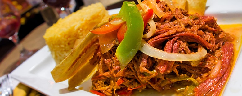 Miami's best Cuban food full of flavor.