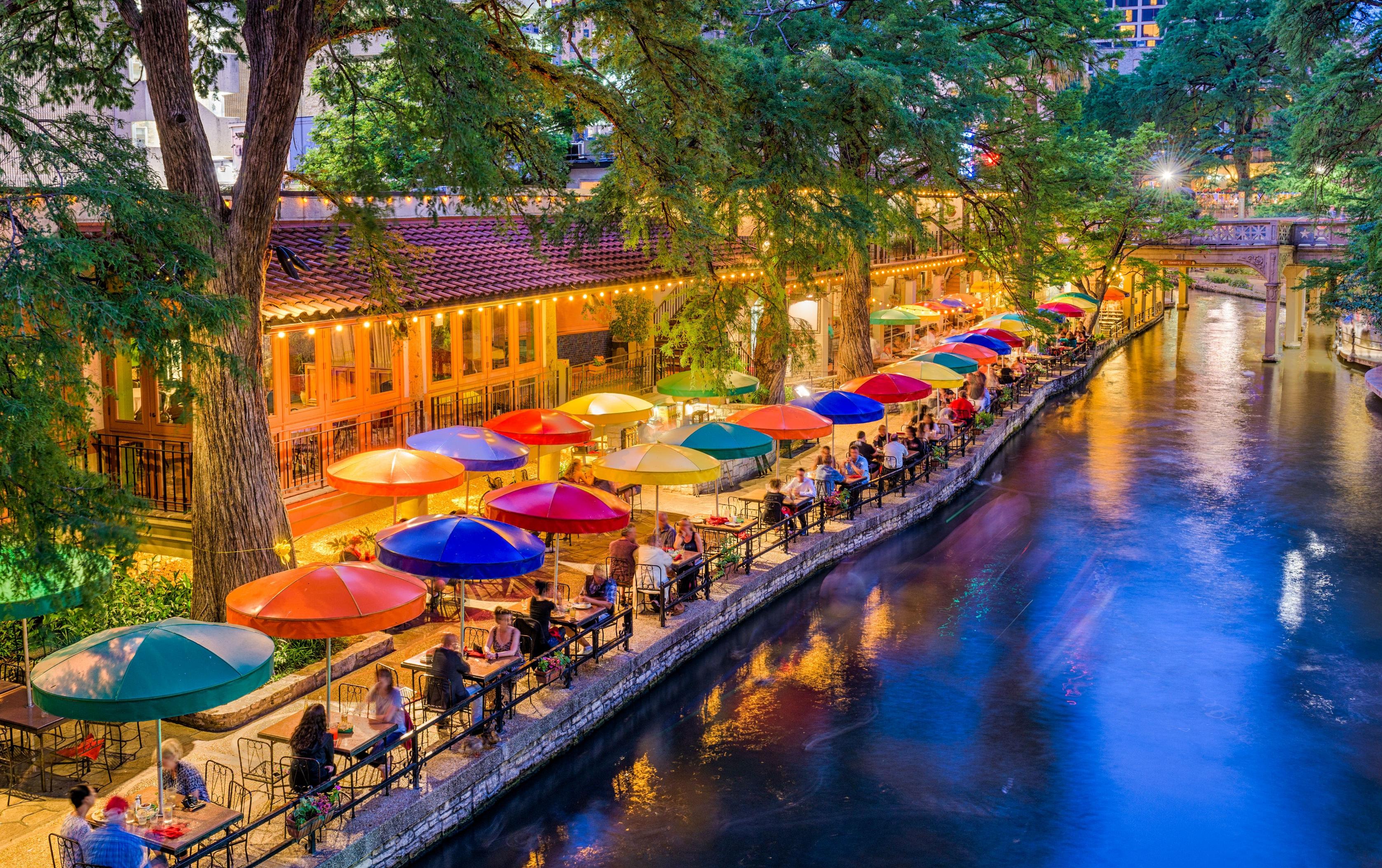 San Antonio, Texas, colorida y colonial, es perfecta para hacer turismo gastronómico.