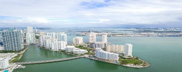 La costa de Miami y sus hermosas playas, plan imperdible en Florida