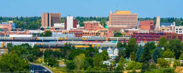 Cheyenne, una moderna ciudad para hacer recorrido en tranvía y conocer la historia de la ciudad