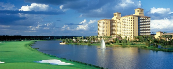 Picture of Golf Course and Hotel