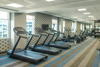 Re charge fitness center