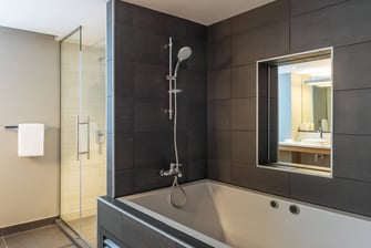 Ultra Savvy Suite - Bathroom
