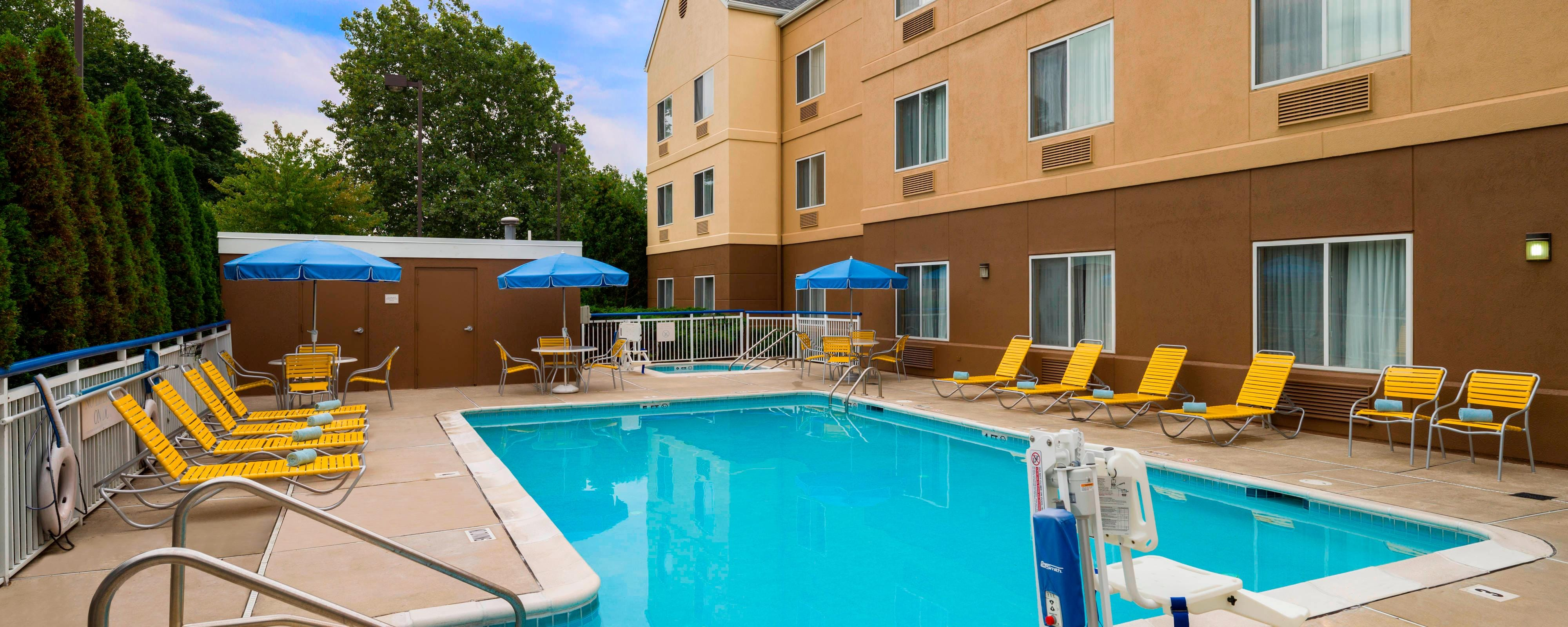 Hotels in Bethlehem, PA, mit Pool