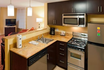 Hotel with Kitchen Marriott Easton