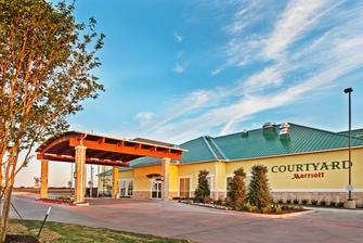 Courtyard Abilene Northeast Exterior