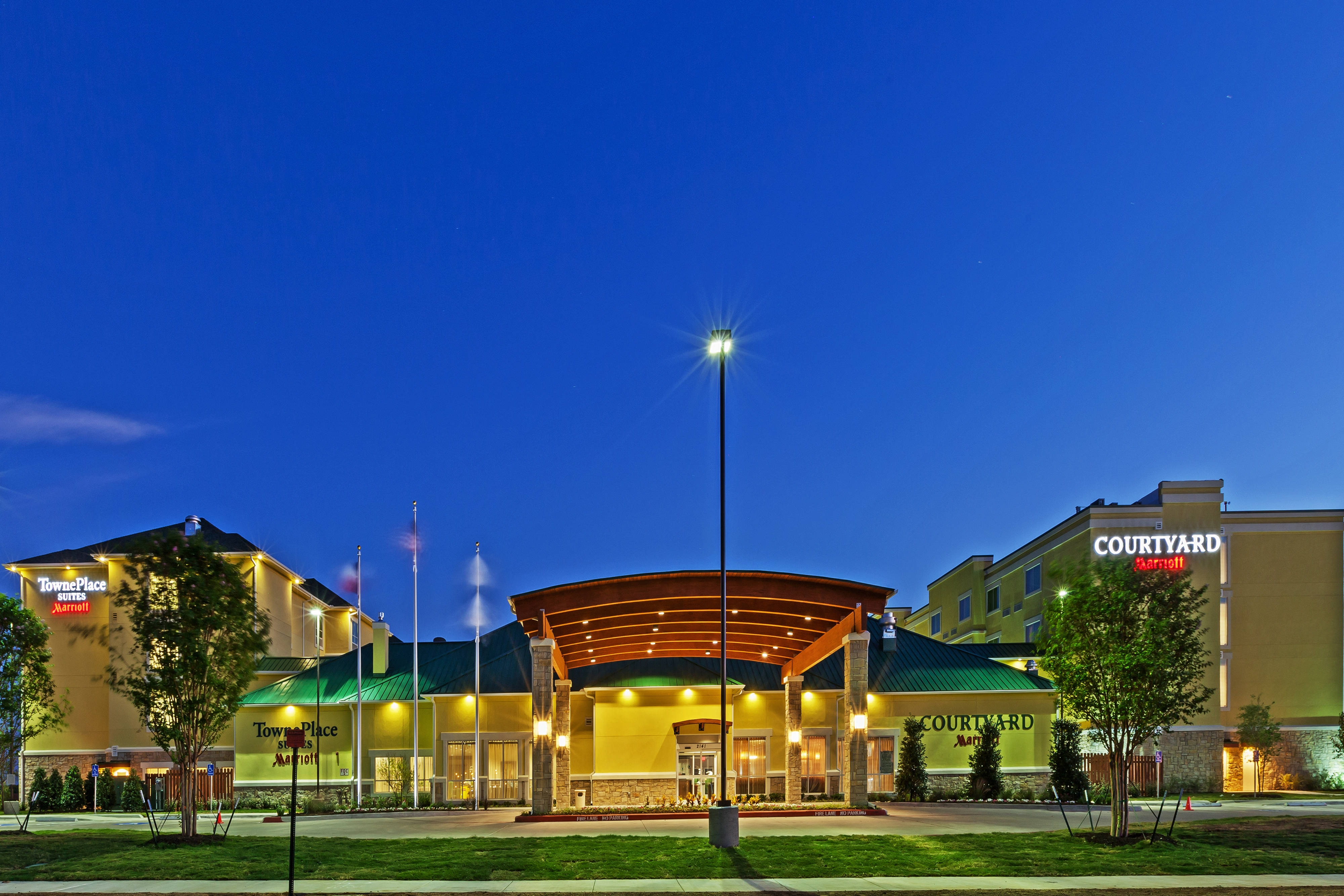 Courtyard and TownePlace Suites Abilene