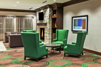 TownePlace Suites Abilene Northeast Lobby