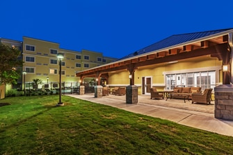 TownePlace Suites Abilene Northeast Patio
