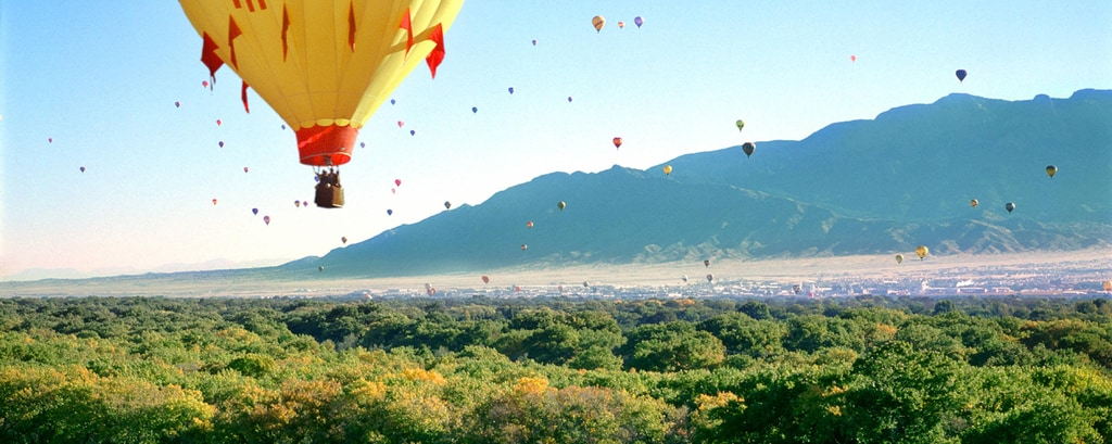 Annual Int l. Balloon Fiesta