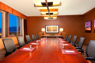 Vista Norte Boardroom