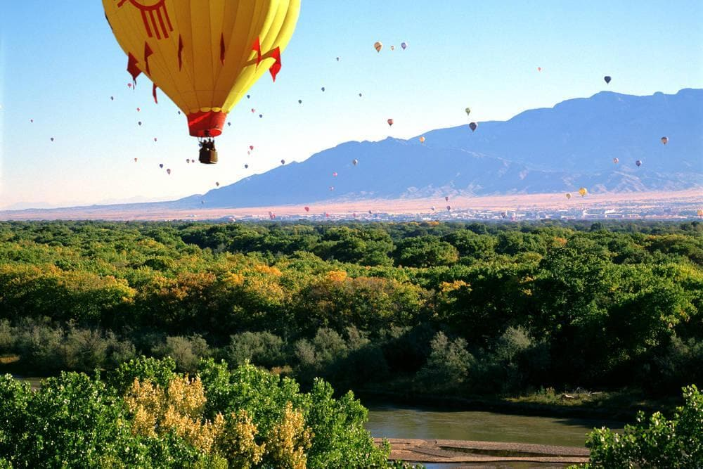 hotels near balloon fiesta park