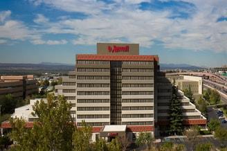 Albuquerque Marriott Pyramid North