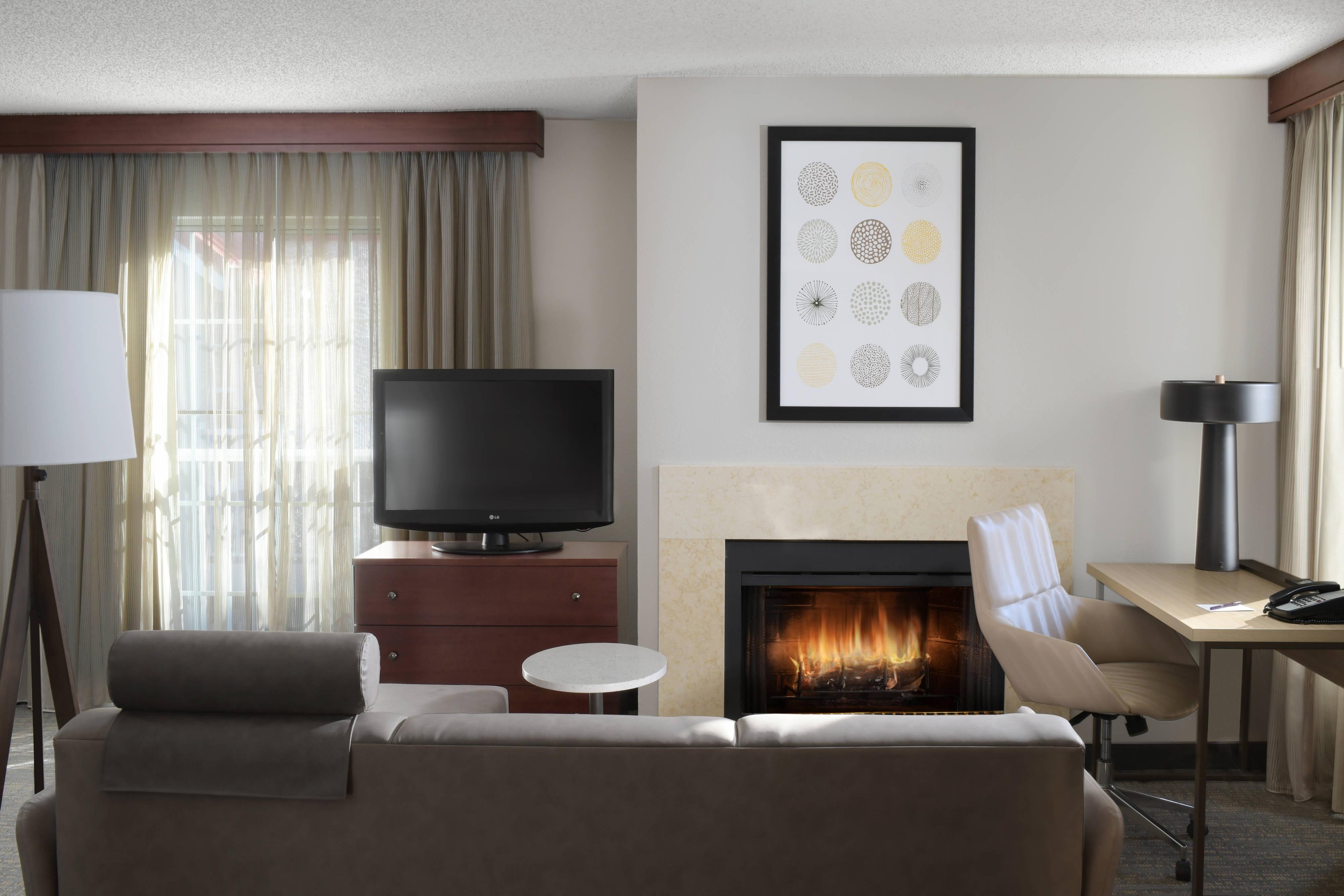 Studio Suite Living Space