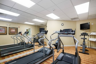 Albuquerque New Mexico Hotel Fitness