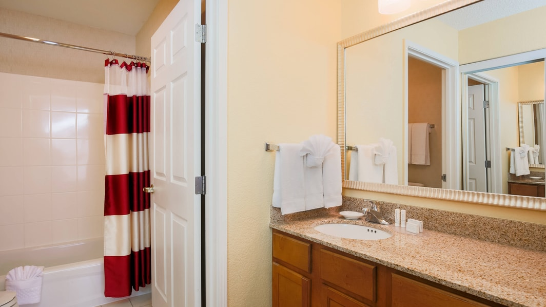 Albuquerque New Mexico Hotel Bathroom