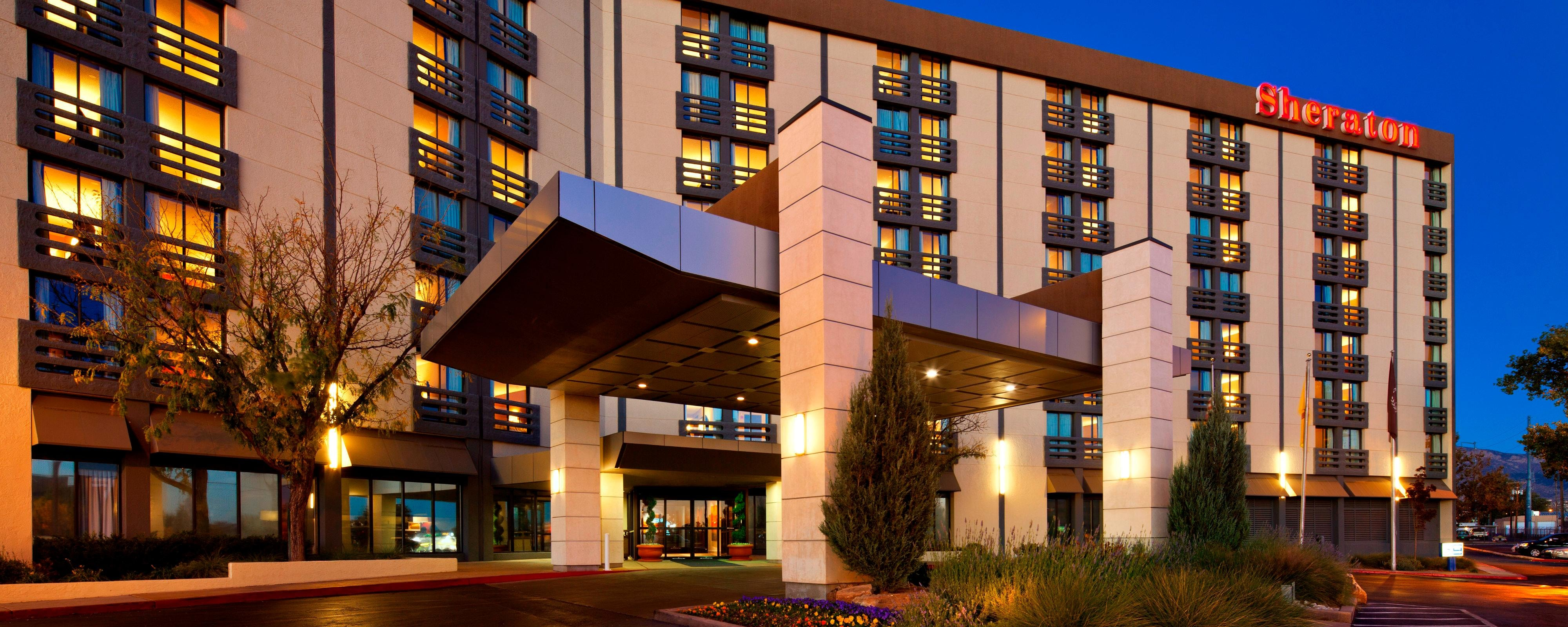 Uptown Albuquerque Hotels In New Mexico Sheraton Albuquerque Uptown
