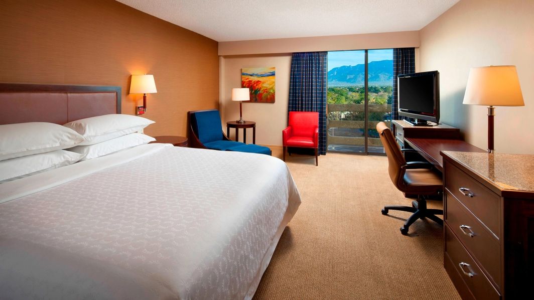 King Room Mountain View