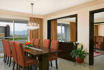 Presidential Suite - Dining Room