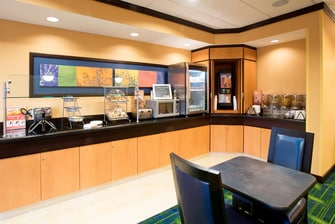 Fairfield Inn Albany free breakfasts
