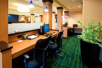 Business Center – Albany Fairfield Inn