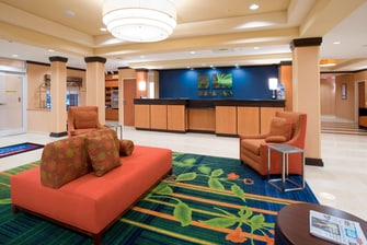 Front Desk – Albany Fairfield Inn