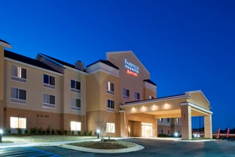 Entrance – Albany Fairfield Inn