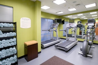 Fitness Center – Albany Fairfield Inn