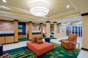 Lobby – Albany Fairfield Inn