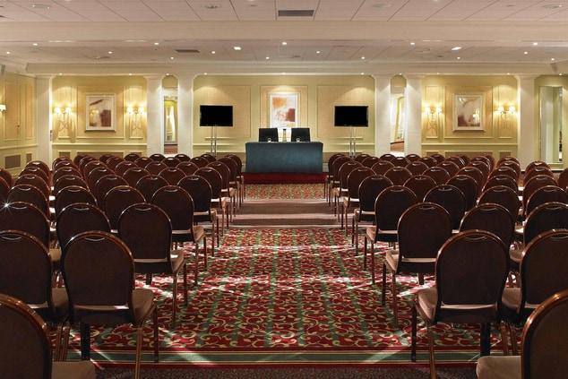 Pitmedden Suite - Theatre Set Up