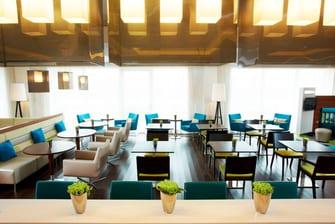 Bistro Dining Area