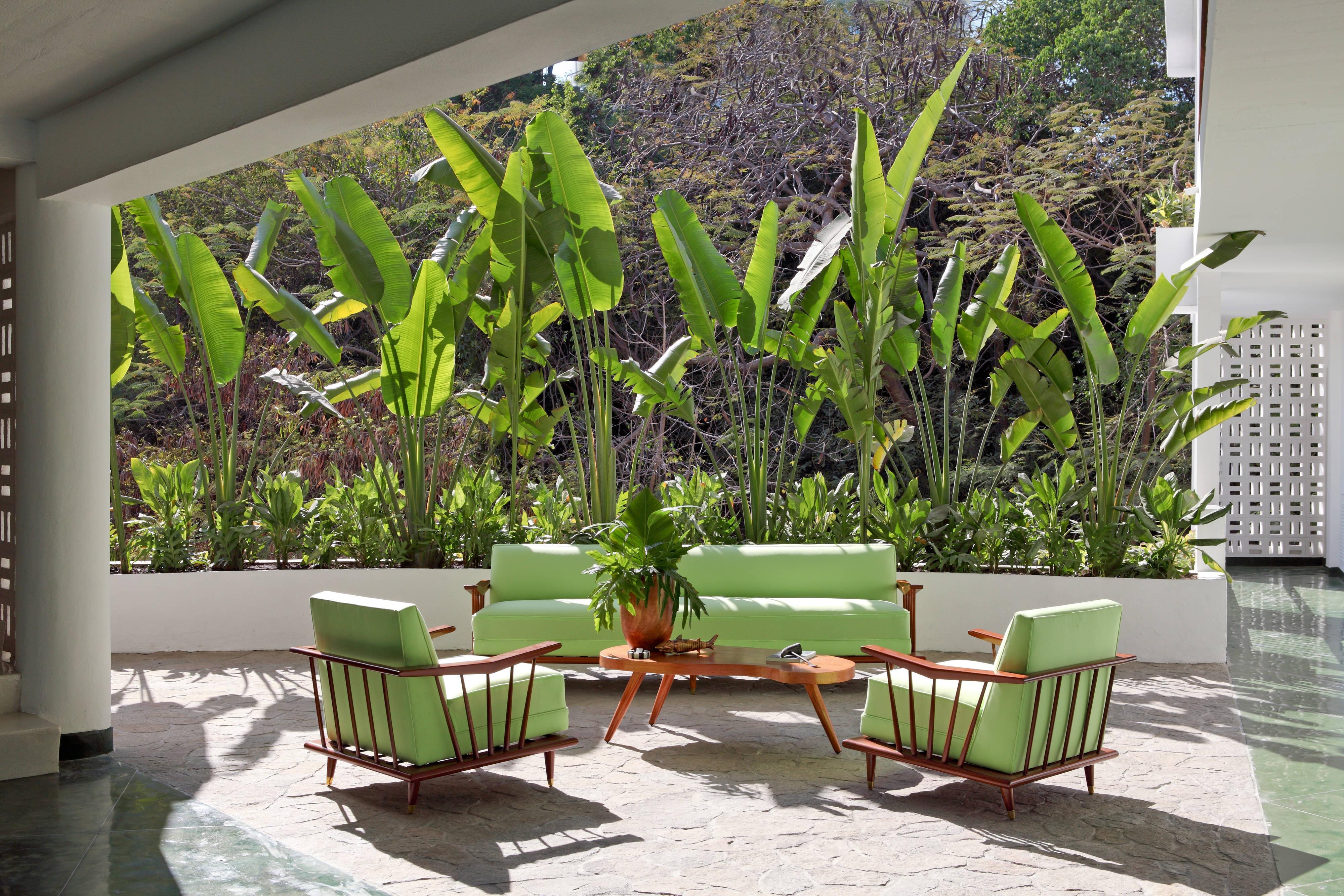 Lounge Area Mezanin