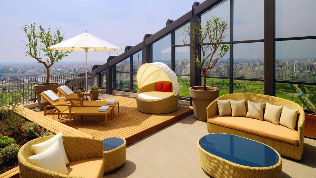 Suite Honeymoon - Terraza