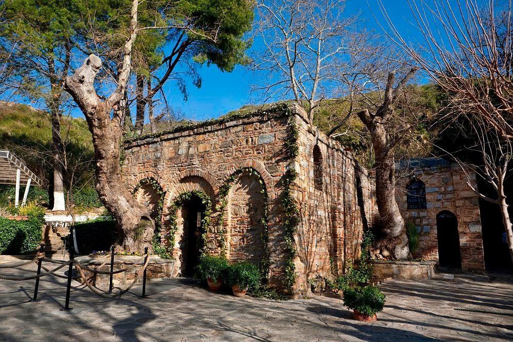 Casa de la Virgen María, Turquía