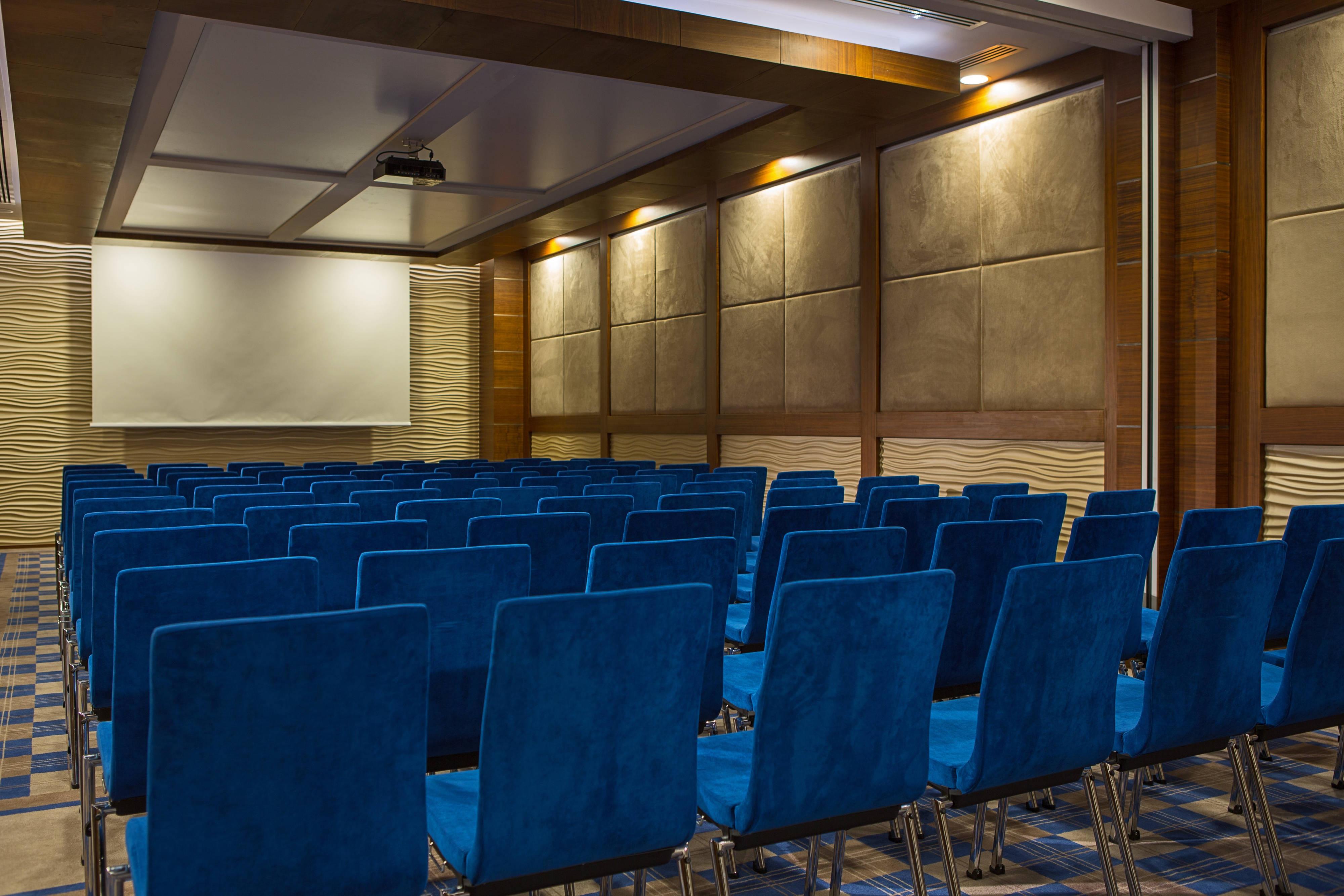 Sala de reuniones Efe Renaissance Izmir Hotel Esmirna
